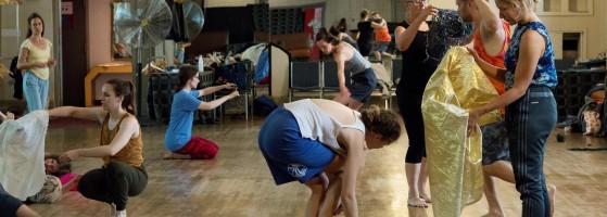 Vania Vaneau : Le corps et ses strates